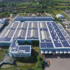 PV-Dachanlagen für Gewerbe und Industrie Strom vom eigenen Dach