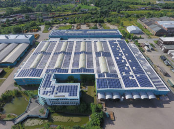 Belectric Ground Mounted Solar Power Plants And Pv Roof