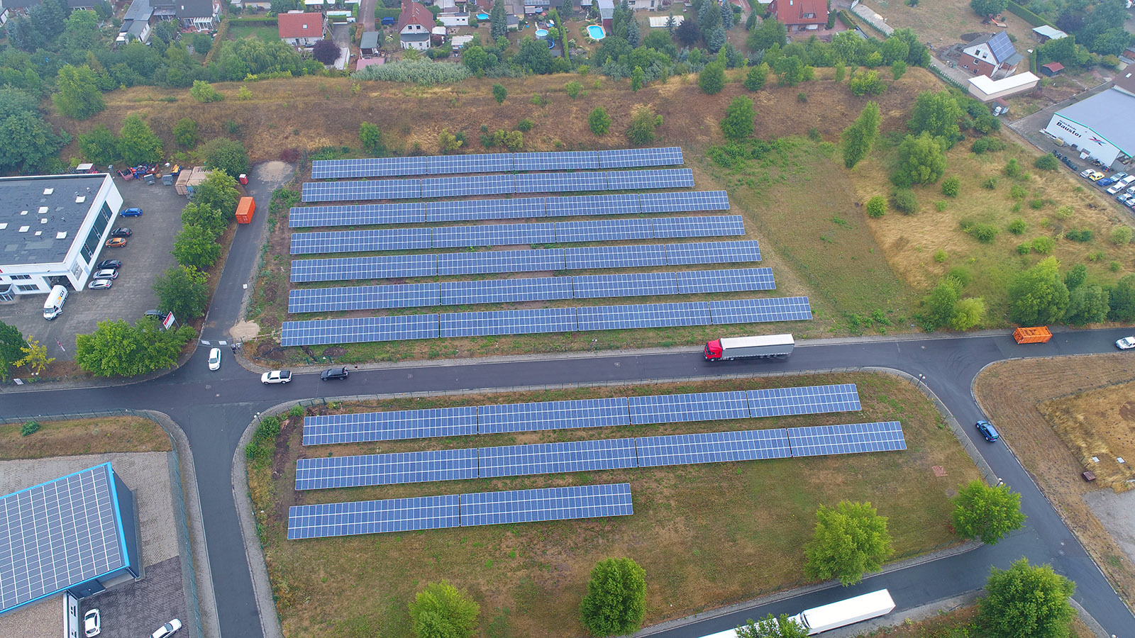 Belectric PV Dach Hermsdorf