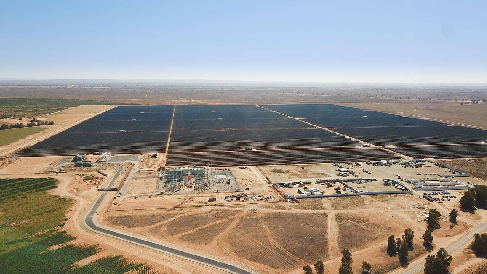 Belectric Zeelim pv plant 120MW