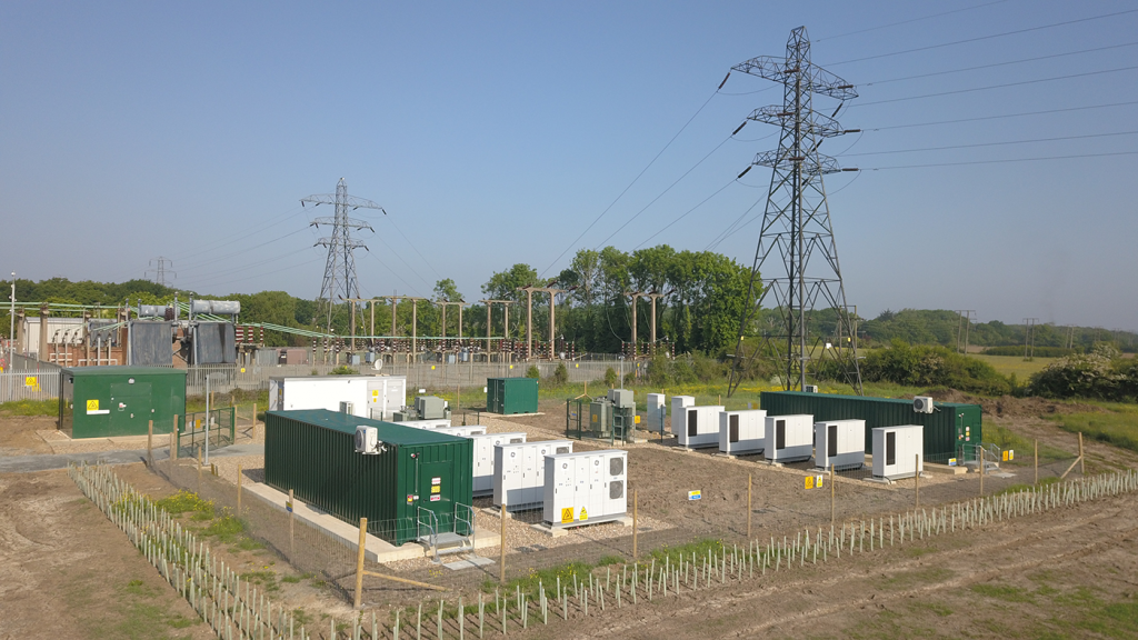 Battery Storage Nevendon