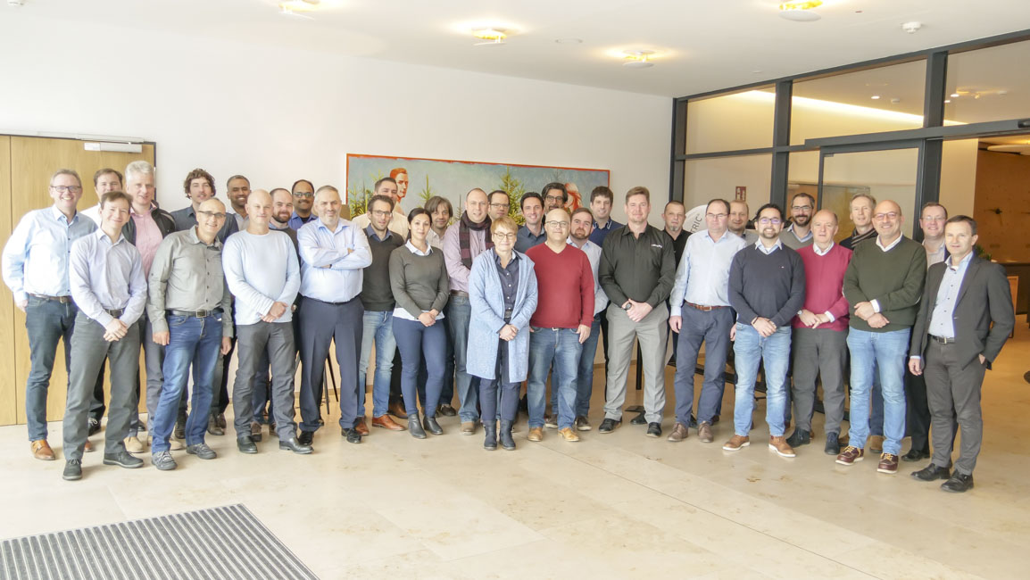 Belectric Leadership Team Meeting 2019