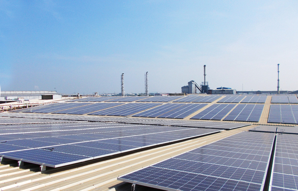 BELECTRIC, a German based company, is further increasing its footprint in India's ever-growing solar industry by completing two large-scale PV rooftop projects for Cleantech Solar.