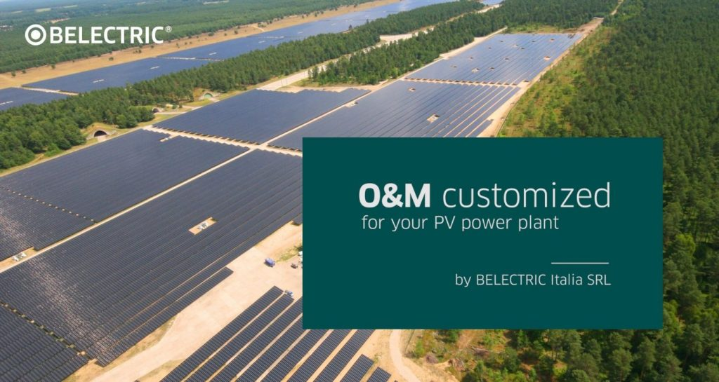 Belectric Italia - High quality O&M services